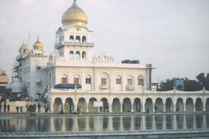 Gurdwara Bangla Sahib Delhi