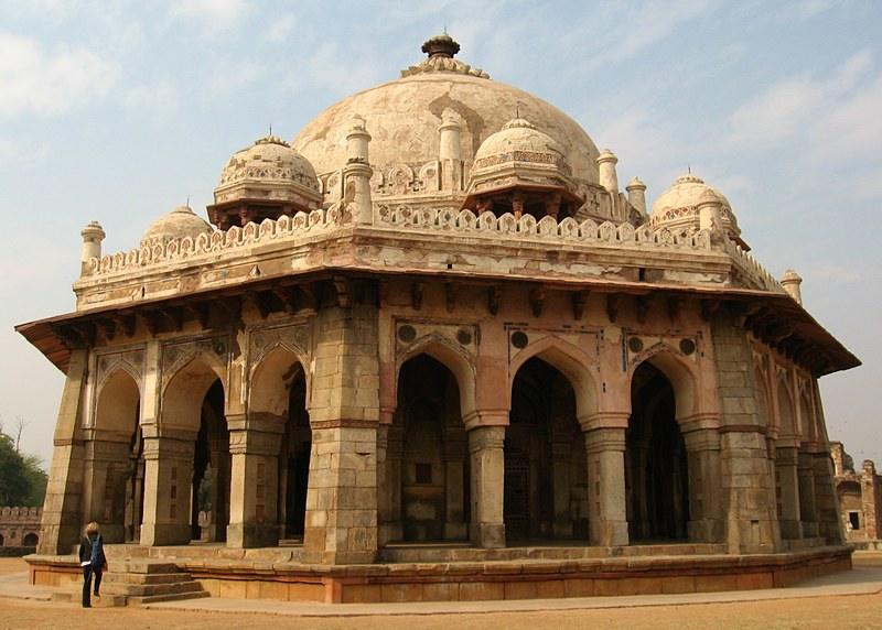 Isa-Khan-s-Tomb
