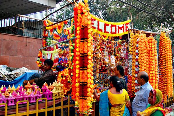 Delhi Market